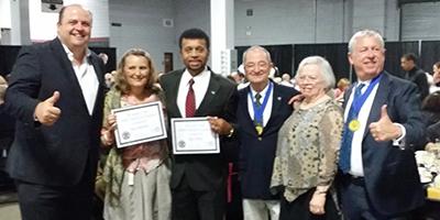 Uitreiking Gerald Kein Award 2015