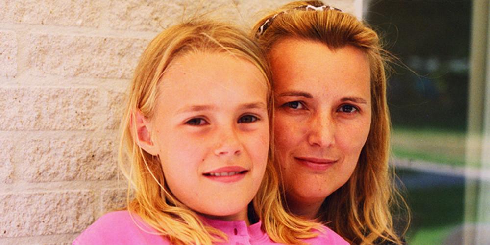 Portret Ayla en Ina Oostrom
