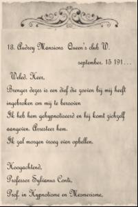 Inbrekersbriefje