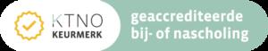 Logo accreditation minor KTNO