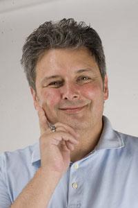Portret Claude Ribaux